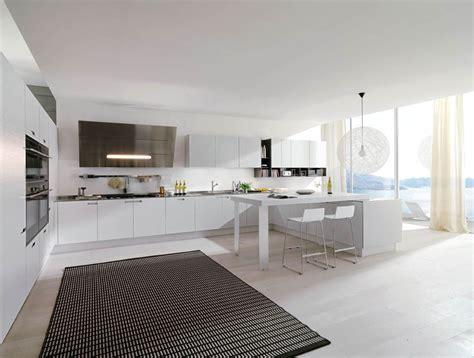 decoracion de cocinas blancas imagenes  fotos