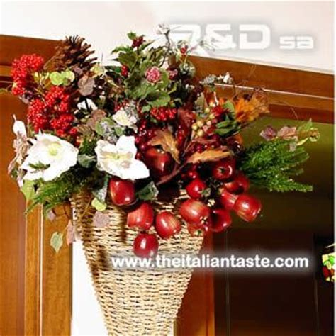 addobbi natalizi per porte decorazioni natalizie per porta o parete