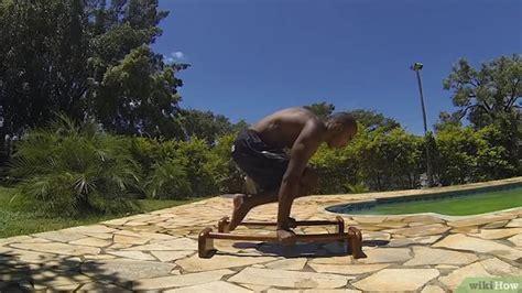 Comment Faire La Planche (en Gymnastique)