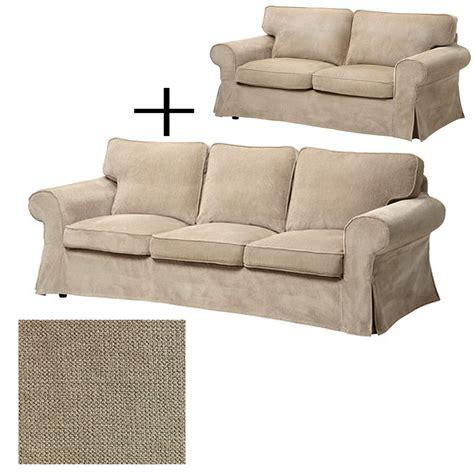 Sofa And Loveseat Slipcovers by Ikea Ektorp 3 And 2 Seat Sofa Slipcovers Sofa Loveseat