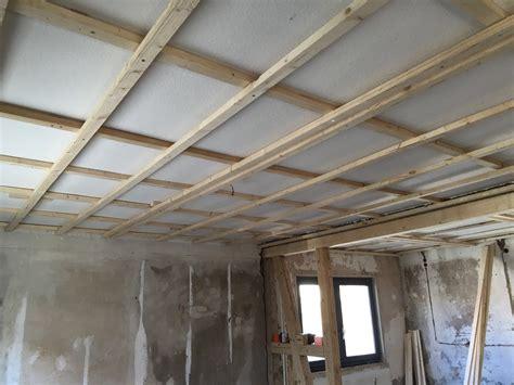 Decke Abhängen  Decke Unterkonstruktion