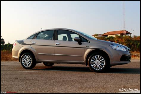Fiat Test by The 2014 Fiat Linea Facelift Test Drive Review Team Bhp