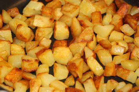 pommes de terre saut 233 es recette de pommes de terre saut 233 es