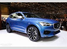 2018 Volvo XC60 Making US Debut at New York Auto Show