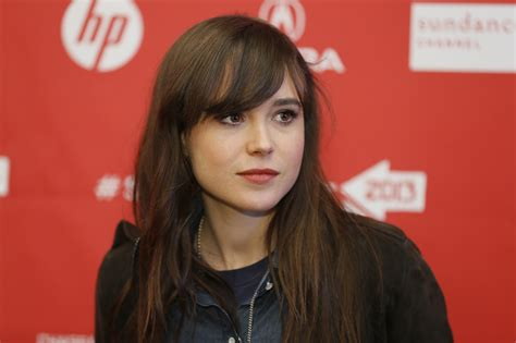 'juno' Actress Ellen Page Comes Out As Gay In Speech To
