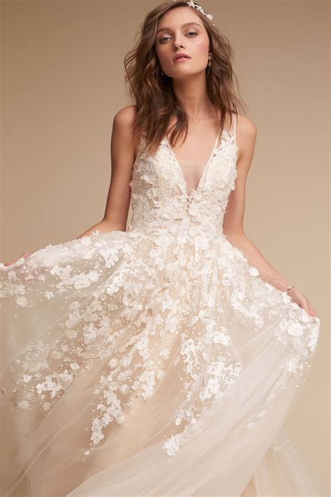Where To Buy Bhldn Wedding Dresses In Store Online