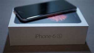 IPHONE 6S 32GB (SPACE GREY) UNBOXING AND SETUP !! - YouTube