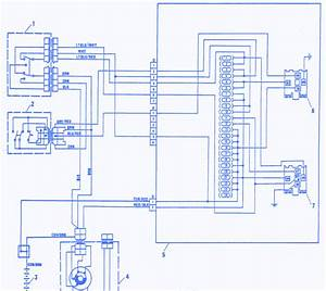 Fiat 500 D Electrical Wiring Diagrams
