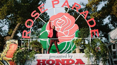 st rose parade presented honda tournament roses