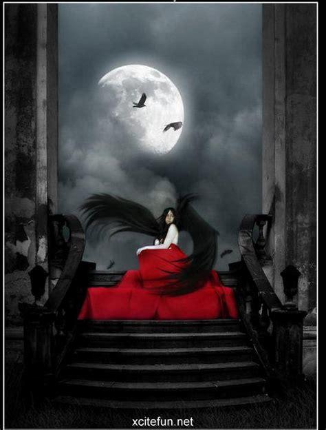 Dark And Angel The Stylish Photography