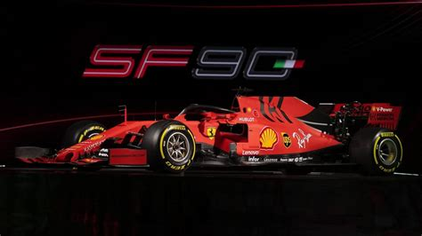 2019 F1 Car Wallpaper by Sf90 The Scuderia S Hopeful Challenger For The