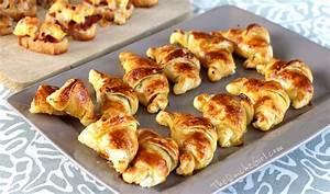 Mini Croissant Apéritif : ap ritif minis croissants et toasts sucr s sal s ~ Melissatoandfro.com Idées de Décoration