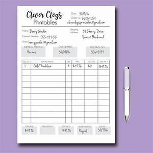 17 best ideas about order form on pinterest photography With lipsense invoice template