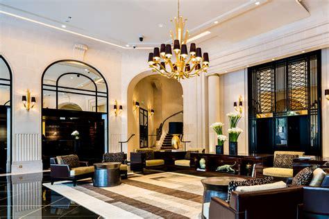hotel deco prince de galles reopens with deco design statement