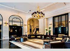 Le design Art Deco sublimé au Prince de Galles, Hotel