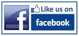 like us on facebook png logo free transparent png logos With like us on facebook sticker template