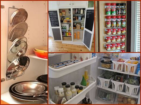 Kitchen Cupboard Ideas For A Small Kitchen - diy kitchen organization tips home organization ideas youtube