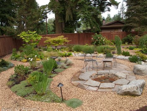 Pea Gravel Patio Ideas by Pea Gravel Patio Ideas Home Design Ideas