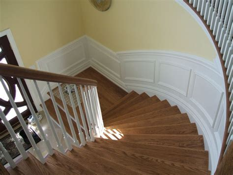 box wainscoting chair rail finish carpentry