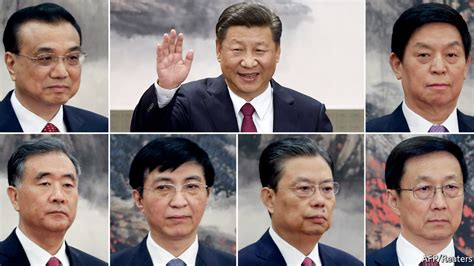 chinas communist party  blessed  power