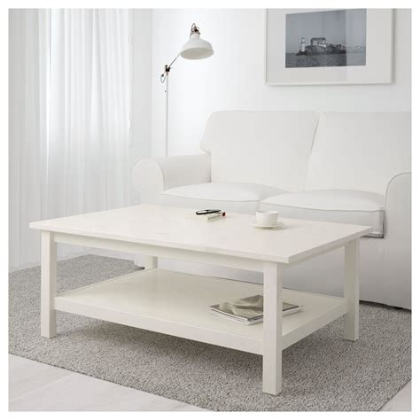 The area under the glass table top serves as the perfect display area. Shop for Furniture, Home Accessories & More   Ikea coffee table, Ikea white coffee table, White ...