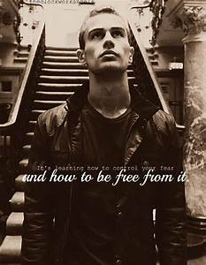 Image - Theo Ja... Divergent Character Quotes