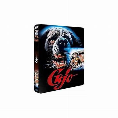 Cujo Ltd Steelbook Copies Blu Ray Import