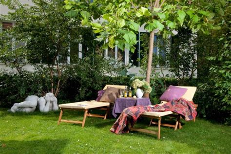 Sitzecke Im Garten Gestalten  19 Inspirierende Ideen Für