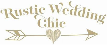 Rustic Chic Word Transparent Weddings Country Venue