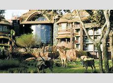 Disney's Animal Kingdom Lodge in Walt Disney World Resort