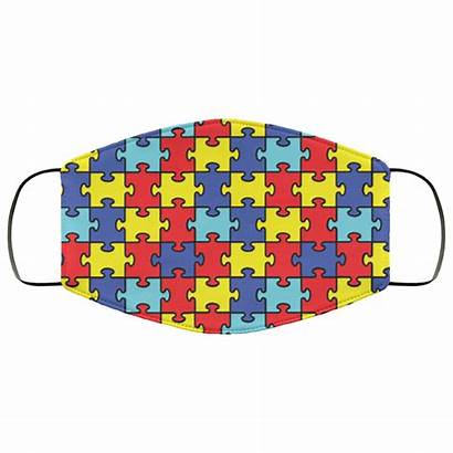 Autism Mask Face Reusable Washable Bucktee Rated