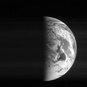 Rosetta's view of Earth / ESOC / About Us / ESA