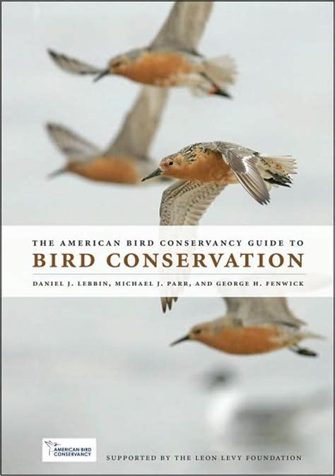 bird conservation organizations