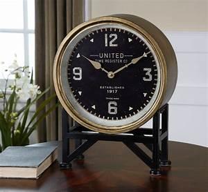Uttermost, Shyam, Table, Clocks
