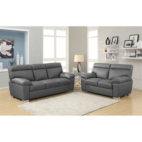 And Grey Sofa by Alto Italian Inspired High Back Leather Sofa Collection In