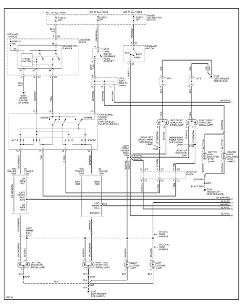 2005 Dodge Ram 3500 Light Wiring Diagram by Get 2016 Dodge Ram Trailer Wiring Diagram
