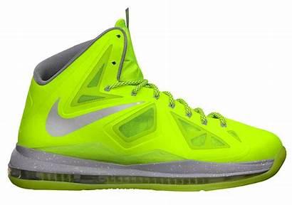 Basketball Lebron Clipart Nike Shoes Volt Cliparts