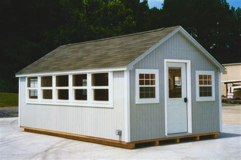 12x20 Storage Shed Kits by 12 X 20 Cape Cod C 22 Portable Buildings Inc