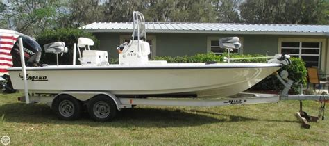 Used Mako Bay Boats For Sale In Florida by Used Power Boats Bay Mako Boats For Sale Boats