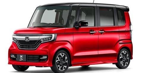 รวมรูปภาพของ Honda N-Box รถยนต์ไซส์กะทัดรัดกับการขึ้นแท่น ...