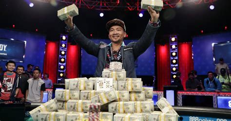 wsop main event final table 2017 wsop 2017 finalizes schedule eight new events series
