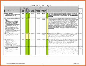 6 monthly status report template project management With event planning project management template