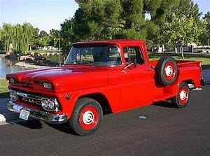 1960 Gmc Long Bed Step Side    Beauty Eh
