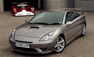 History Of The Toyota Celica