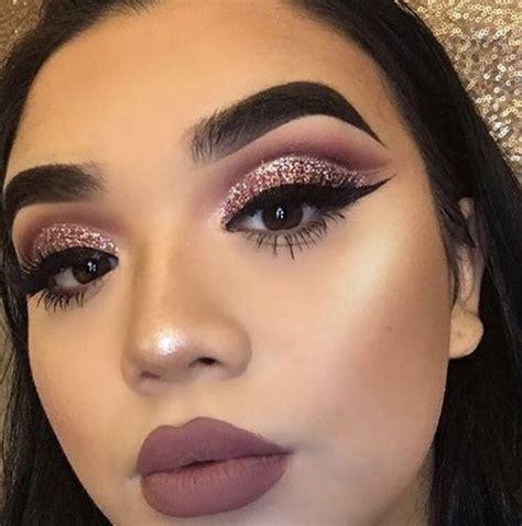 Prom Series Makeup Inspo Haute Vie