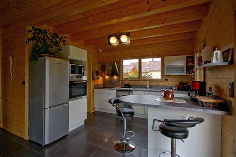 cuisine chalet moderne ophrey com cuisine moderne dans chalet prélèvement d