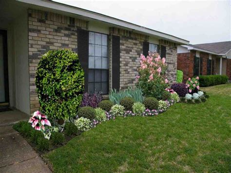 Front Yard Landscaping Ideas For Ranch Style Homes Lih