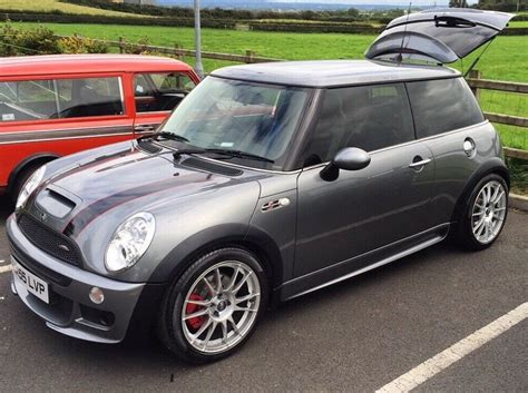 rare factory mini cooper  jcw late  bhp