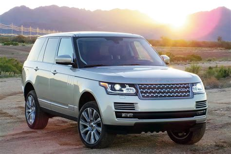 2018 Land Rover Range Rover Review Photo Gallery Autoblog