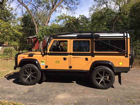 100 Land Rover Jeep Defender For Sale Used 2016